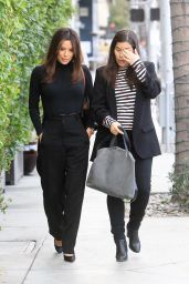 Eva Longoria and America Ferrera - E Baldi in LA 01/16/2020