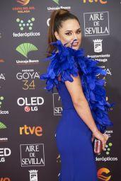 Eva Maciel – Goya Cinema Awards 2020 in Madrid