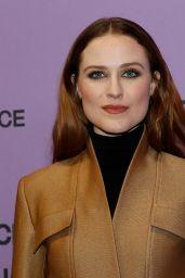 """Evan Rachel Wood – """"Wander Darkly"""" Premiere at Sundance Film Festival"""