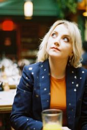 Evanna Lynch - Veerah Shoes Collection, January 2020