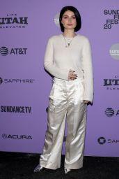"Eve Hewson - ""Tesla"" Premiere at Sundance Film Festival"