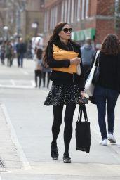 Famke Janssen - Out in NYC 01/11/2020