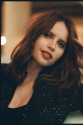 Felicity Jones - Photoshoot for Bustle January 2020