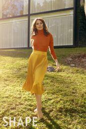 Felicity Jones - Shape Magazine US January February 2020