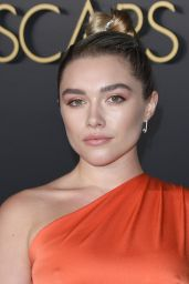 Florence Pugh – 2020 Oscars Nominees Luncheon