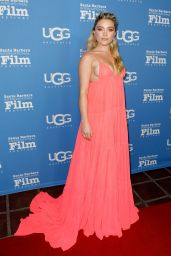 Florence Pugh – Virtuosos Award at Santa Barbara International Film Festival 2020 (more photos)