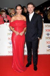 Frankie Bridge – National Television Awards 2020 in London