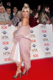 Gabrielle Allen – National Television Awards 2020 in London