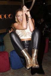 Georgia Harrison - Ricco Lounge and Club Launch Party in London 01/30/2020