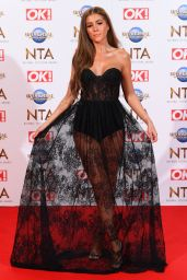 Georgia Steel – National Television Awards 2020 in London