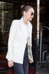 Gigi Hadid Chic Street Style 01/17/2020