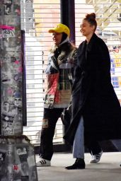Gigi Hadid - Out in Soho, New York 01/15/2020