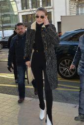 Gigi Hadid Street Fashion 01/21/2020