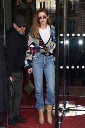 Gigi Hadid Street Style 01/18/2020