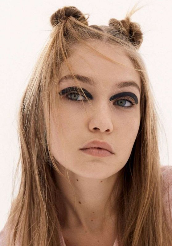 Gigi Hadid - Vogue Magazine Russia February 2020 Photos
