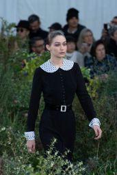 Gigi Hadid – Walks Chanel Haute Couture Show in Paris 01/21/2020