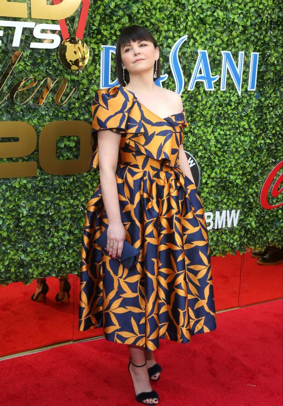Ginnifer Goodwin – 2020 Gold Meets Golden Brunch Event