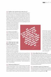 Gisele Bündchen - ELLE France 01/10/2020 Issue
