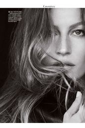 Gisele Bündchen - Madame Figaro 01/10/2020 Issue