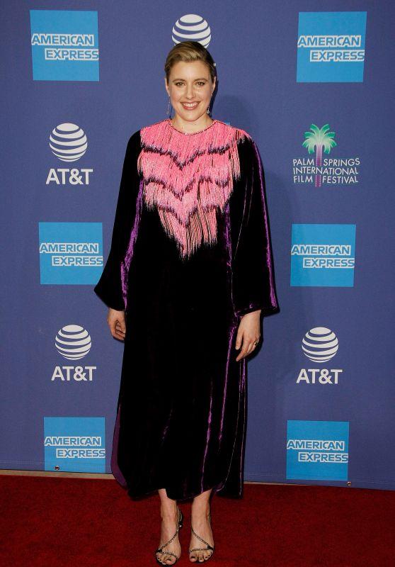 Greta Gerwig – 2020 Palm Springs International Film Festival Awards