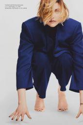 Greta Gerwig - ELLE Magazine UK February 2020 Issue
