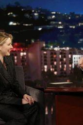 Greta Gerwig - Jimmy Kimmel Live! in Los Angeles 01/08/2020