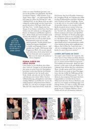 Gwen Stefani - Cosmopolitan Deutschland February 2020 Issue