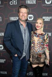 Gwen Stefani - Warner Music Group Pre-Grammy Party in Hollywood 01/23/2020