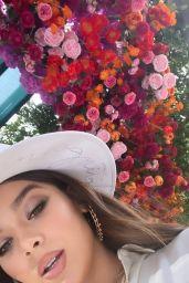 Hailee Steinfeld - Social Media 01/28/2020