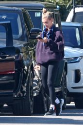 Hailey Rhode Bieber in Casual Outfit 01/24/2020