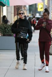 Hailey Rhode Bieber Street Style 01/20/2020