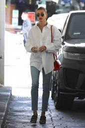 Hailey Rhode Bieber Street Style 01/24/2020