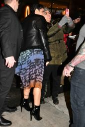 Halsey - Arrives at the SNL Afterparty in NYC 01/25/2020
