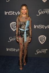 Halston Sage – Warner Bros. and InStyle 2020 Golden Globe After Party