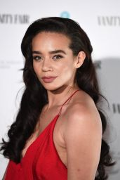 Hannah John-Kamen – Vanity Fair EE Rising Star BAFTAs Pre Party in London 01/22/2020