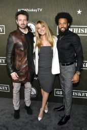 "Hassie Harrison – ""68 Whiskey"" Premiere Party in LA"