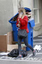 Hilary Duff in Spandex 01/21/2020