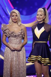 """Holly Willoughby - """"Dancing On Ice"""" TV Show S12E4 in Hertfordshire 01/26/2020"""