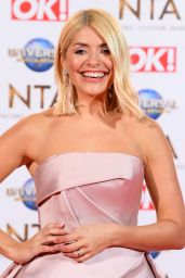 Holly Willoughby – National Television Awards 2020 in London