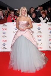 Holly Wiloughby – National Television Awards 2020 in London