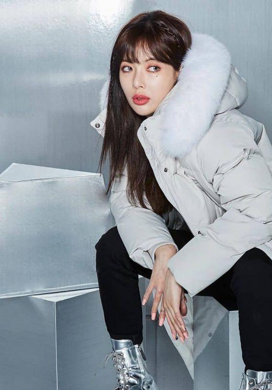 Hyuna - CLRIDE.N