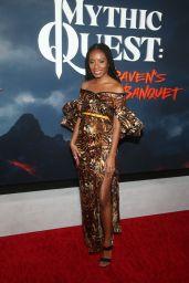 "Imani Hakim – ""Mythic Quest: Raven's Banquet"" Premiere in LA"