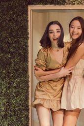 Indiana Massara and Lily Chee - Brat TV Feature January 2020