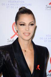 Iris Mittenaere – Fashion Dinner for AIDS Sidaction Association in Paris 01/23/2020
