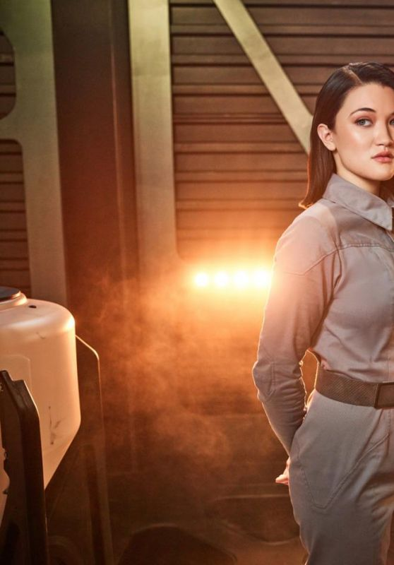 "Isa Briones - ""Star Trek"" Picard"" Season 1 Promo Photo 2020"