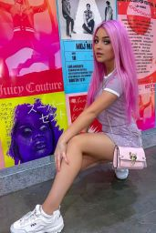 Isabella Durham - Social Media 01/09/2020
