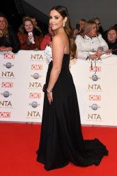 Jacqueline Jossa – National Television Awards 2020 in London