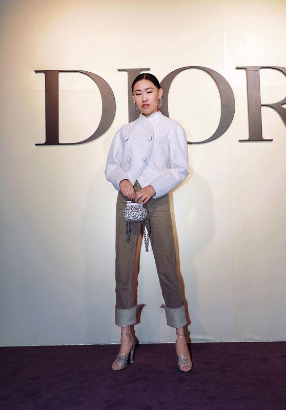 Jaime Xie – Dior Show at Paris Fashion Week 01/20/2020