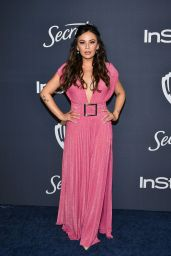 Janel Parrish – 2020 Warner Bros. and InStyle Golden Globe After Party