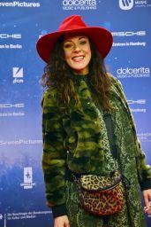 """Jasmin Wagner - """"Lindenberg"""" Premiere in Hamburg"""